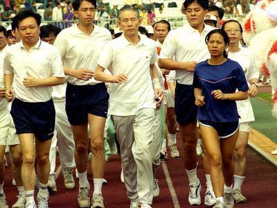 王永慶的長跑競爭力
