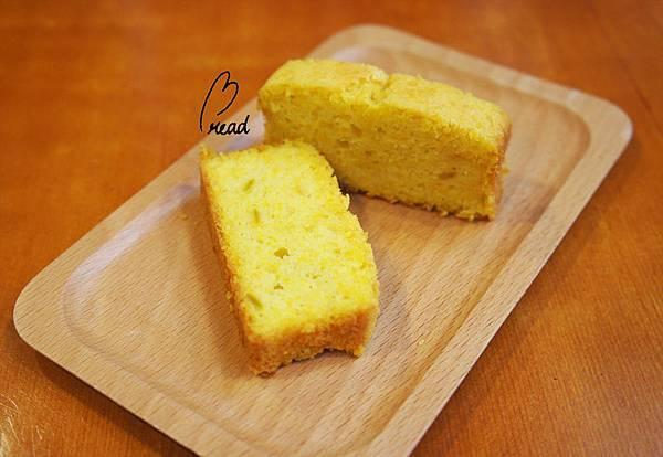 橄欖油南瓜磅蛋糕