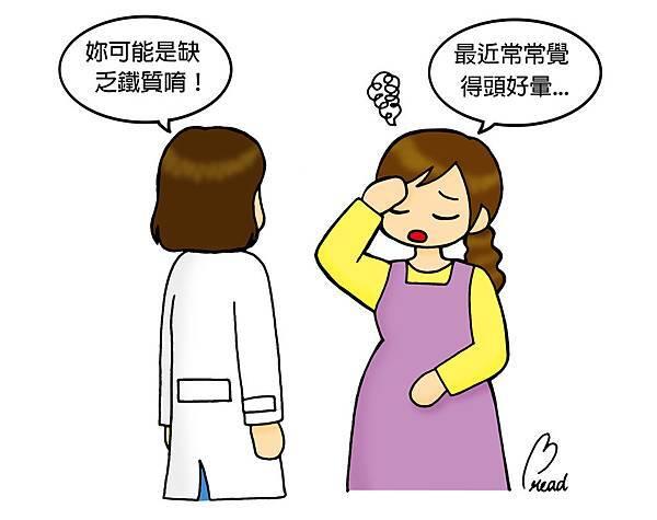 懷孕期貧血