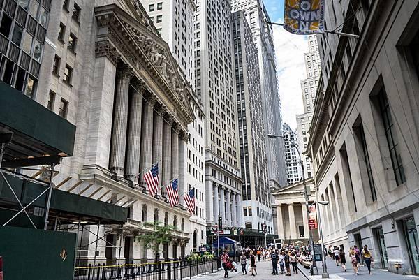 紐約股市交易所