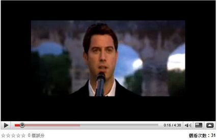 Amazing Grace sung by Il Divo