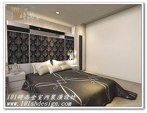 101時尚舍室內裝潢設計-台北市羅斯福路陳公館02