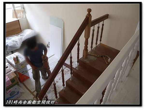 101時尚舍-室內裝潢工程-手扶梯維修工程01