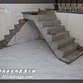 101時尚舍-室內裝潢工程-手扶梯.塑膠地磚工程07
