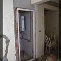 101時尚舍-室內裝潢工程-手扶梯.塑膠地磚工程11