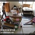 101時尚舍-室內裝潢工程-手扶梯.塑膠地磚工程15