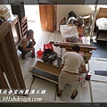 101時尚舍-室內裝潢工程-手扶梯.塑膠地磚工程17