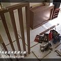 101時尚舍-室內裝潢工程-手扶梯.塑膠地磚工程38