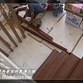 101時尚舍-室內裝潢工程-手扶梯.塑膠地磚工程41