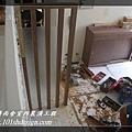 101時尚舍-室內裝潢工程-手扶梯.塑膠地磚工程46