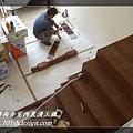 101時尚舍-室內裝潢工程-手扶梯.塑膠地磚工程35