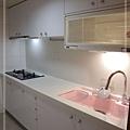 101時尚舍廚房空間設計-中和劉公館05