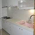 101時尚舍廚房空間設計-中和劉公館06