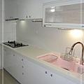 101時尚舍廚房空間設計-中和劉公館08