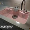 101時尚舍廚房空間設計-中和劉公館22