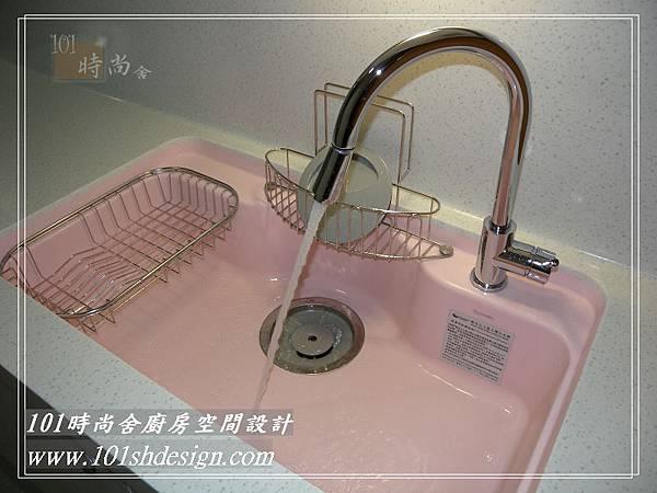 101時尚舍廚房空間設計-中和劉公館29