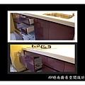 @101時尚舍廚房設計 一字型作品-新店永業路李公館-003