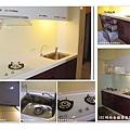 @101時尚舍廚房設計 一字型作品-新店永業路李公館-005