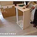 @101時尚舍廚房設計 一字型作品-新店永業路李公館-009
