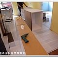 @101時尚舍廚房設計 一字型作品-新店永業路李公館-011