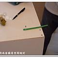 @101時尚舍廚房設計 一字型作品-新店永業路李公館-012