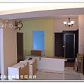 @101時尚舍廚房設計 一字型作品-新店永業路李公館-014