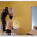 @101時尚舍廚房設計 一字型作品-新店永業路李公館-020