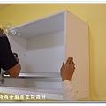 @101時尚舍廚房設計 一字型作品-新店永業路李公館-023