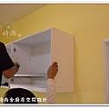 @101時尚舍廚房設計 一字型作品-新店永業路李公館-024