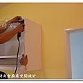 @101時尚舍廚房設計 一字型作品-新店永業路李公館-025