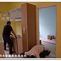 @101時尚舍廚房設計 一字型作品-新店永業路李公館-026