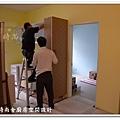 @101時尚舍廚房設計 一字型作品-新店永業路李公館-029