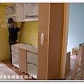 @101時尚舍廚房設計 一字型作品-新店永業路李公館-034