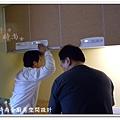 @101時尚舍廚房設計 一字型作品-新店永業路李公館-035