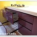 @101時尚舍廚房設計 一字型作品-新店永業路李公館-053