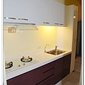 @101時尚舍廚房設計 一字型作品-新店永業路李公館-060