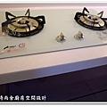 @101時尚舍廚房設計 一字型作品-新店永業路李公館-068