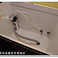 @101時尚舍廚房設計 一字型作品-新店永業路李公館-036