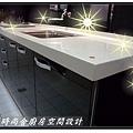 101時尚廚房設計基隆市薛公館- (2)