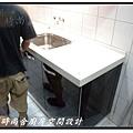 101時尚廚房設計基隆市薛公館- (33)
