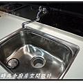 101時尚廚房設計基隆市薛公館- (70)
