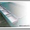 廚房設計 廚具-101時尚舍-永和水源街蔡公館 (2)