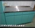 廚房設計 廚具-101時尚舍-永和水源街蔡公館 (23)