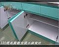 廚房設計 廚具-101時尚舍-永和水源街蔡公館 (35)