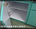 廚房設計 廚具-101時尚舍-永和水源街蔡公館 (32)