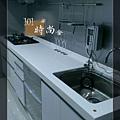 @廚房設計500一字型-101時尚舍-作品台北市健康路洪公館-(3).jpg