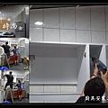 @廚房廚具流理台一字型作品-新北市淡水新民街許公館-不鏽鋼檯面+木心板桶身+結晶鋼烤五面門板+豪山牌二機  (15).jpg