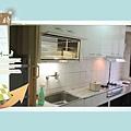 @廚房廚具流理台一字型-作品新北市三重洛陽街許公館-木心板桶身 +水晶門板+豪山牌二機+櫻花牌一機(36).jpg