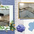 @廚具 廚房設計500 廚具工廠直營L字型作品:新北市三重安慶街游公館-不鏽鋼檯面+不鏽鋼桶身 +一般把手+水晶門板+豪山三機-(6).jpg