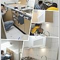 @廚房廚具流理台 不鏽鋼檯面一字型-作品新北市三重中華路張公館-(00).jpg